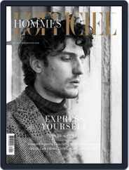 L'Officiel Hommes Italia (Digital) Subscription June 1st, 2016 Issue