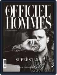 L'Officiel Hommes Italia (Digital) Subscription June 17th, 2015 Issue