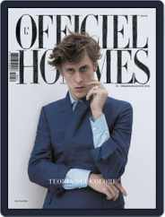 L'Officiel Hommes Italia (Digital) Subscription February 18th, 2014 Issue