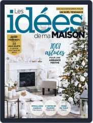 Les Idées De Ma Maison (Digital) Subscription December 1st, 2017 Issue