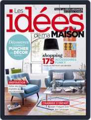 Les Idées De Ma Maison (Digital) Subscription July 28th, 2016 Issue