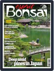 Esprit Bonsai International (Digital) Subscription October 1st, 2018 Issue