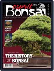 Esprit Bonsai International (Digital) Subscription October 1st, 2017 Issue