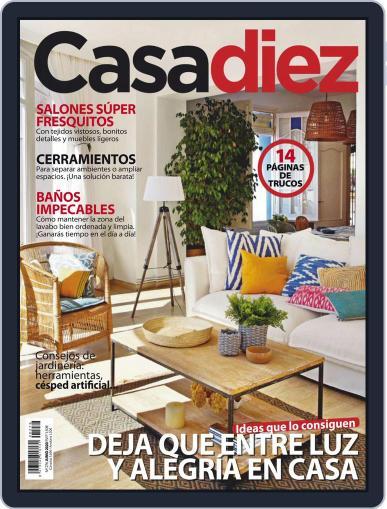 Casa Diez June 1st, 2020 Digital Back Issue Cover