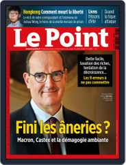Le Point (Digital) Subscription July 9th, 2020 Issue