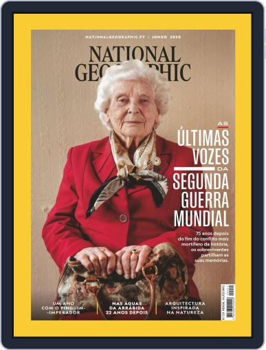 National Geographic Magazine Portugal June 1st, 2020 Digital Back Issue Cover