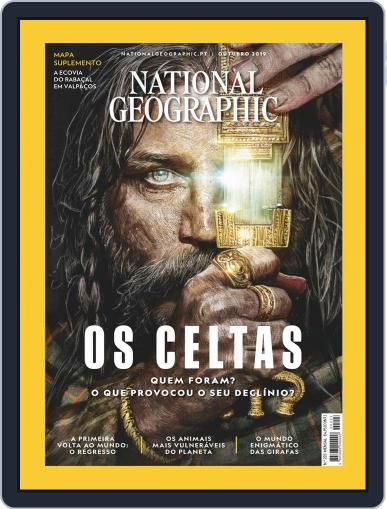 National Geographic Magazine Portugal October 1st, 2019 Digital Back Issue Cover