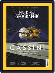 National Geographic Magazine  Portugal (Digital) Subscription January 1st, 2018 Issue