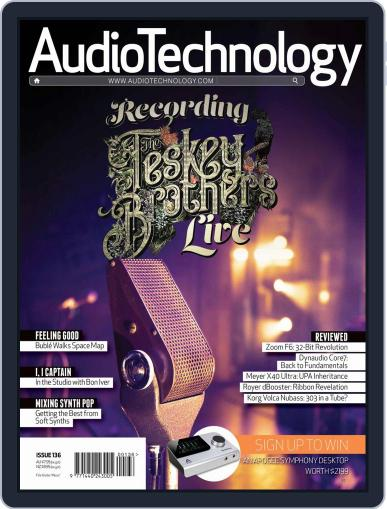 AudioTechnology (Digital) March 1st, 2020 Issue Cover