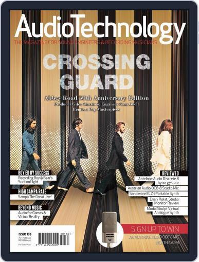AudioTechnology (Digital) September 1st, 2019 Issue Cover