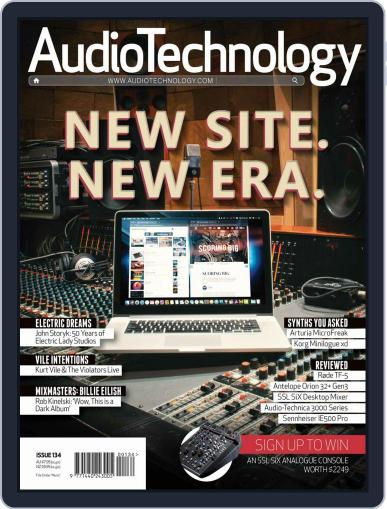 AudioTechnology (Digital) July 1st, 2019 Issue Cover
