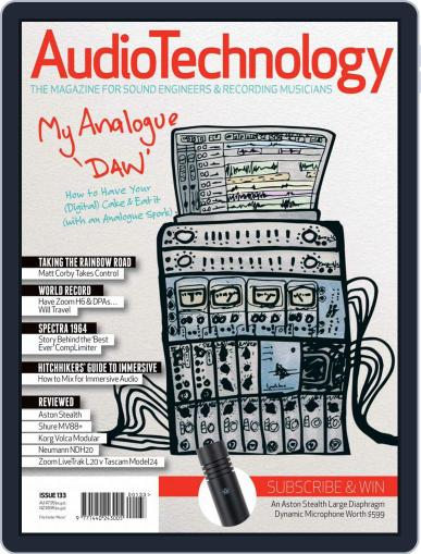 AudioTechnology (Digital) May 1st, 2019 Issue Cover
