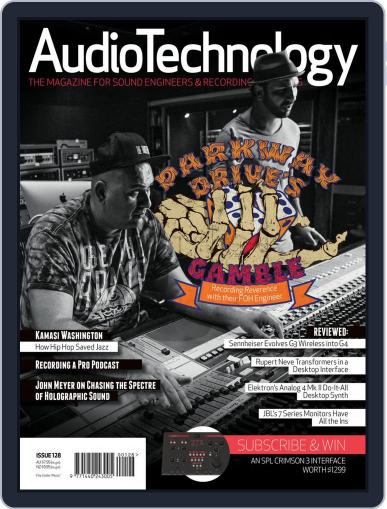 AudioTechnology (Digital) June 1st, 2018 Issue Cover