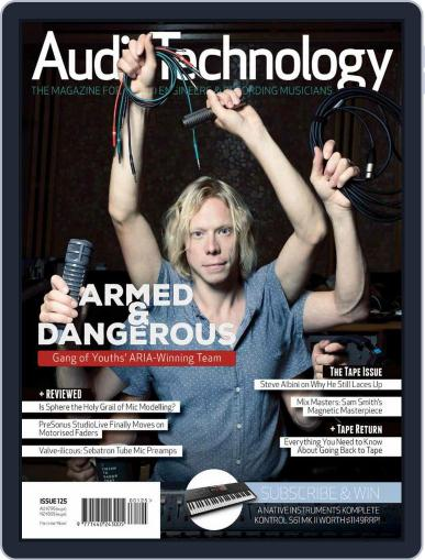 AudioTechnology (Digital) January 1st, 2018 Issue Cover