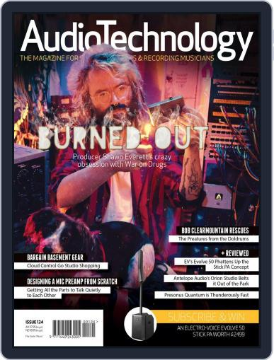 AudioTechnology (Digital) November 1st, 2017 Issue Cover