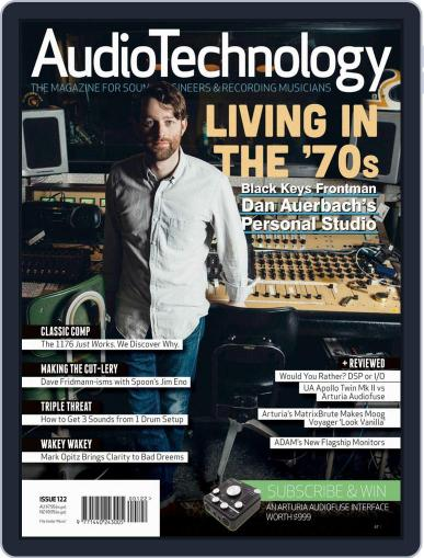 AudioTechnology (Digital) July 1st, 2017 Issue Cover