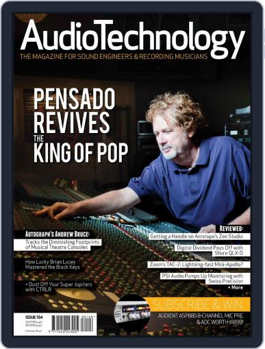 AudioTechnology (Digital) September 19th, 2014 Issue Cover
