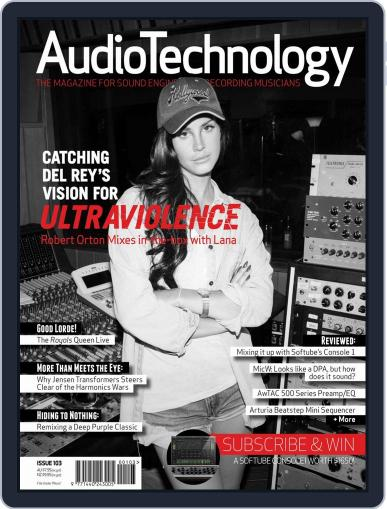 AudioTechnology (Digital) July 29th, 2014 Issue Cover