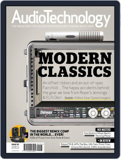 AudioTechnology (Digital) May 7th, 2014 Issue Cover
