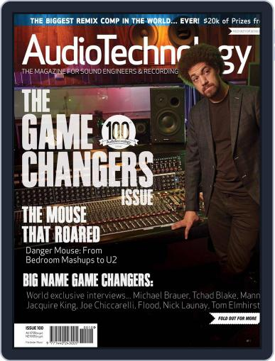 AudioTechnology (Digital) March 6th, 2014 Issue Cover