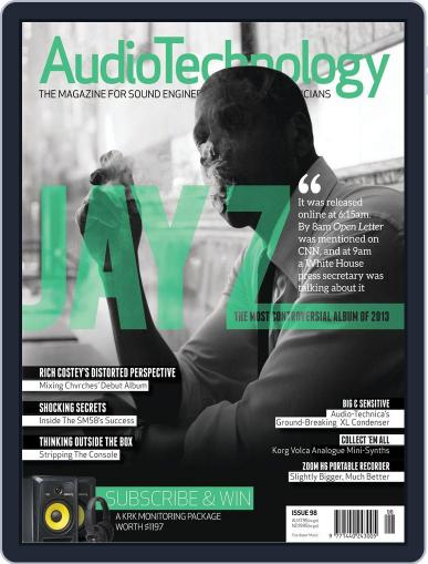 AudioTechnology (Digital) November 14th, 2013 Issue Cover