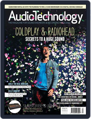 AudioTechnology (Digital) December 17th, 2012 Issue Cover