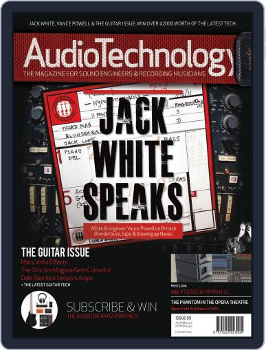 AudioTechnology (Digital) August 23rd, 2012 Issue Cover