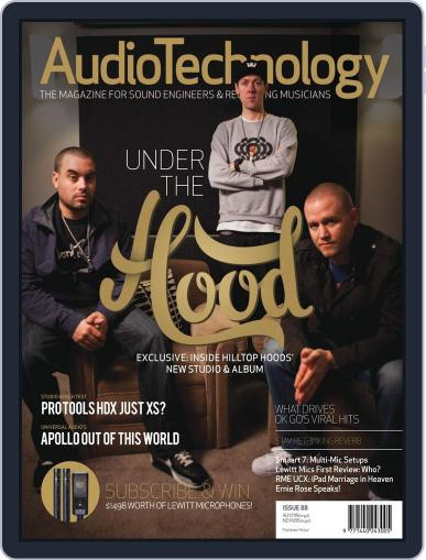 AudioTechnology (Digital) June 12th, 2012 Issue Cover