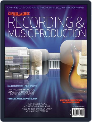 AudioTechnology (Digital) May 16th, 2012 Issue Cover