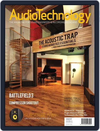 AudioTechnology (Digital) April 30th, 2012 Issue Cover