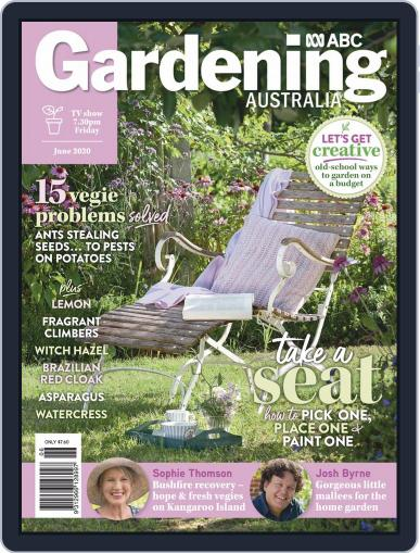 Gardening Australia June 1st, 2020 Digital Back Issue Cover