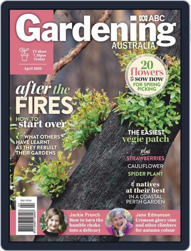 Gardening Australia (Digital) April 1st, 2020 Issue Cover