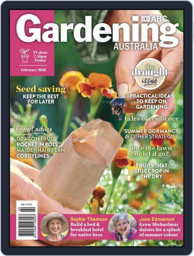 Gardening Australia February 1st, 2020 Digital Back Issue Cover