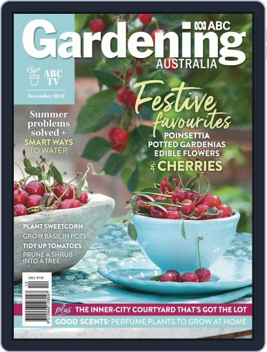 Gardening Australia (Digital) December 1st, 2019 Issue Cover