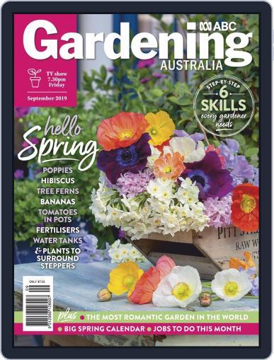 Gardening Australia (Digital) September 1st, 2019 Issue Cover