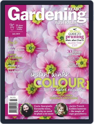 Gardening Australia (Digital) July 1st, 2019 Issue Cover