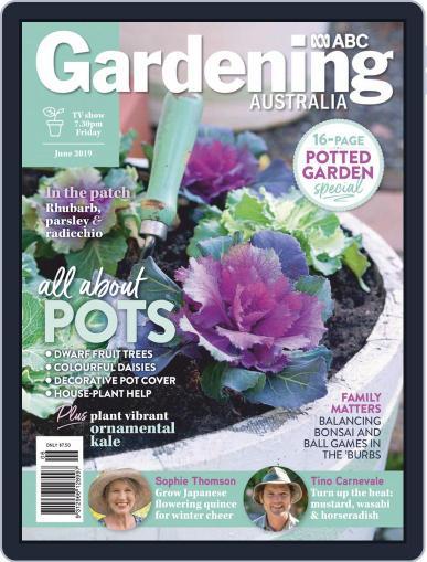 Gardening Australia (Digital) June 1st, 2019 Issue Cover