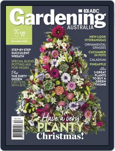Gardening Australia (Digital) December 1st, 2018 Issue Cover