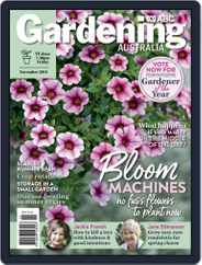 Gardening Australia (Digital) Subscription November 1st, 2018 Issue