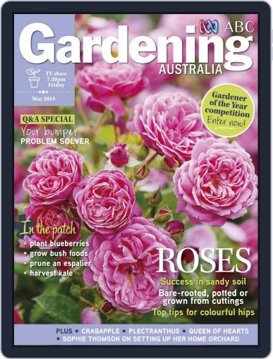 Gardening Australia (Digital) May 1st, 2018 Issue Cover