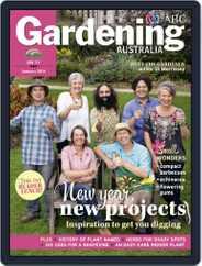 Gardening Australia (Digital) Subscription January 1st, 2018 Issue