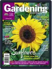 Gardening Australia (Digital) Subscription October 1st, 2017 Issue