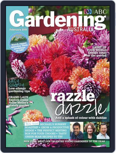 Gardening Australia (Digital) January 10th, 2015 Issue Cover