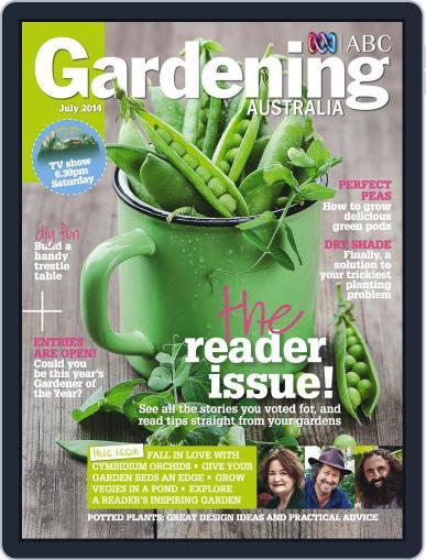Gardening Australia (Digital) June 15th, 2014 Issue Cover