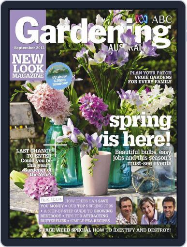 Gardening Australia (Digital) August 10th, 2013 Issue Cover
