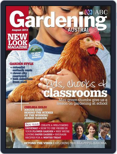 Gardening Australia (Digital) July 15th, 2013 Issue Cover