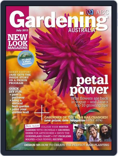 Gardening Australia (Digital) June 24th, 2013 Issue Cover
