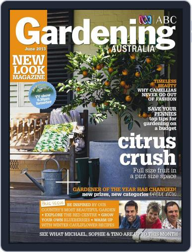 Gardening Australia (Digital) May 18th, 2013 Issue Cover