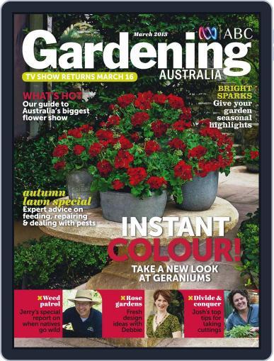 Gardening Australia (Digital) February 17th, 2013 Issue Cover