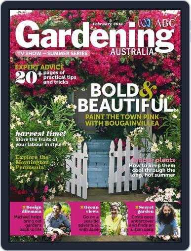 Gardening Australia (Digital) February 11th, 2013 Issue Cover